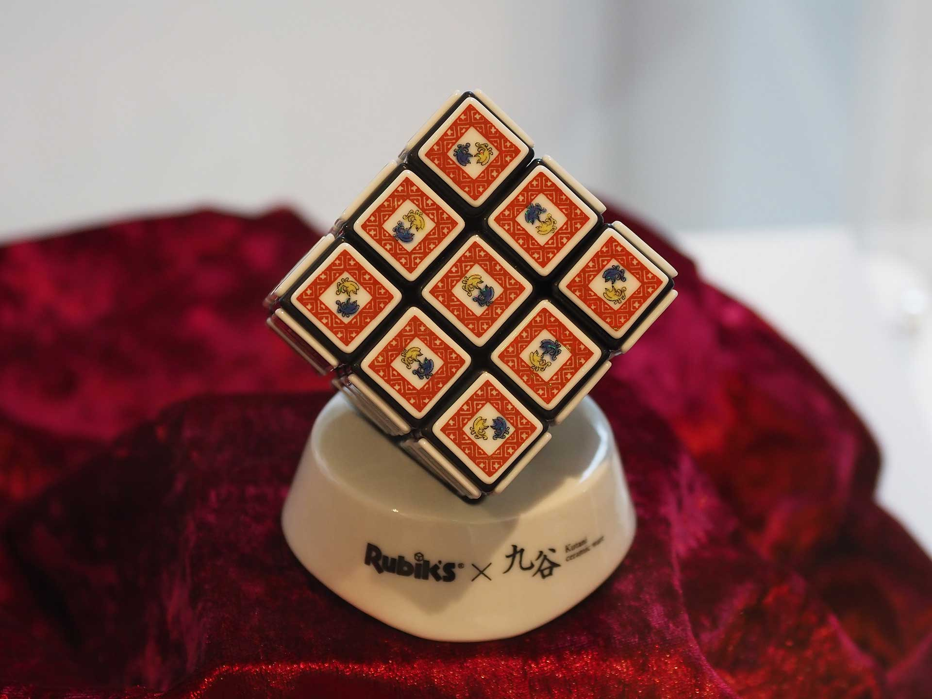 「ルービックキューブ40周年展」9月24日よりハンガリー文化センターで開催! 日本の技術の結晶「極小ルービックキューブ -0.99cm精密金属製-」も発売